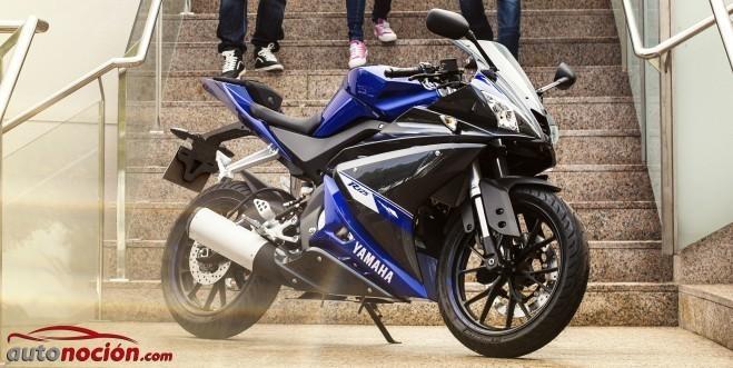 Yamaha  YZF R125, más «R» que nunca