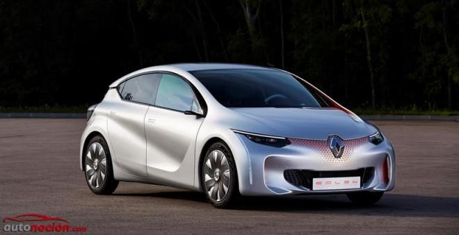 Renault EOLAB: Los galos prometen 1 l/100km…