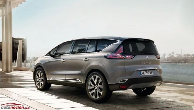 Así es el nuevo Renault Espace: ¿Cruce de conceptos?