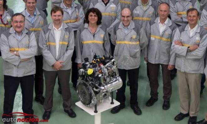 La factoría de Valladolid se pone al día con los nuevos motores Euro6