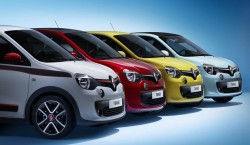 Renault Twingo frontales