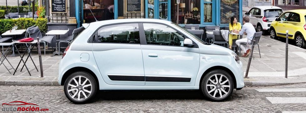 Renault Twingo lateral