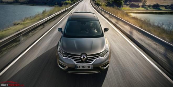 Mega Galería: Todos los detalles del nuevo Renault Espace