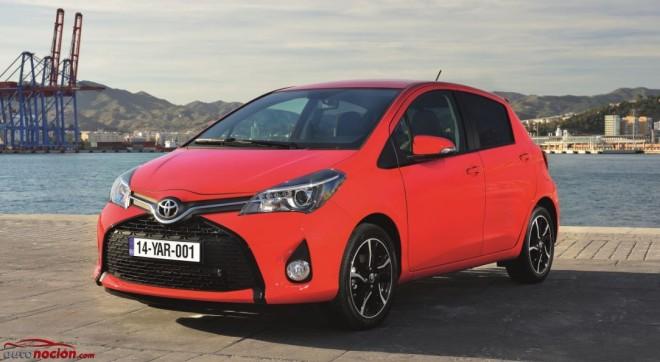 El Toyota Yaris diésel dice adiós en España: El híbrido ha eclipsado sus ventas