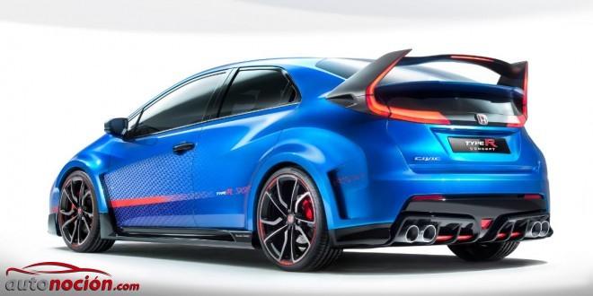 """Más detalles del Honda Civic Type R: """"El botón R soltará a la bestia de más de 280 cv"""""""