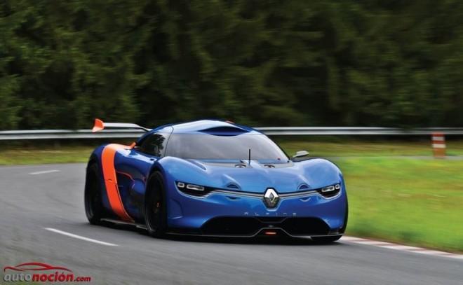 """El futuro del Alpine dependerá de la acogida que reciba su """"primer"""" modelo"""