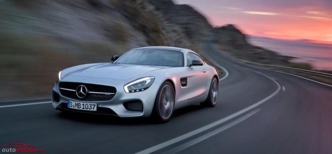 Mercedes-AMG GT: La nueva bestia AMG viene pisando fuerte, ¿462 o 510 cv?