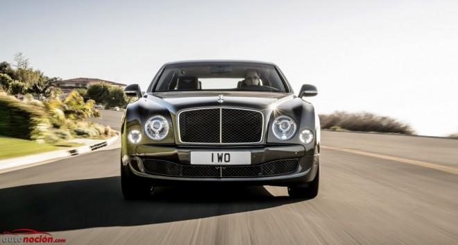 Bentley Mulsanne Speed: ¿Pueden 2.685 kg ser deportivos?