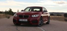 Prueba BMW M235i Coupé: 326 cv que dan vida a la razón de ser de las curvas
