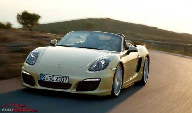 """Porsche ofrece un Boxster """"descafeinado"""" en algunos mercados: Boxster 211"""