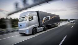 camión futuro mercedes FT 2025