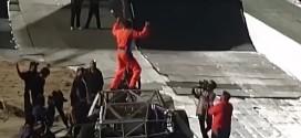 [Vídeo] Aparatoso accidente de Adrian 'The Wildman' Cenni al volante de un Trophy Truck