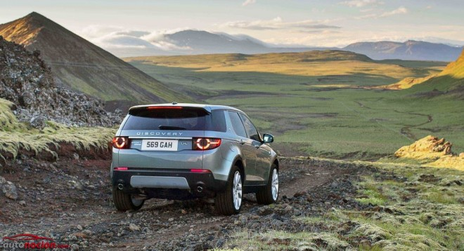 discovery sport trasera