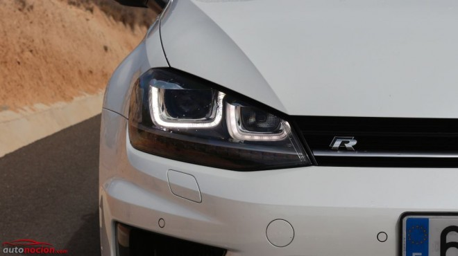 faro xenon led golf r