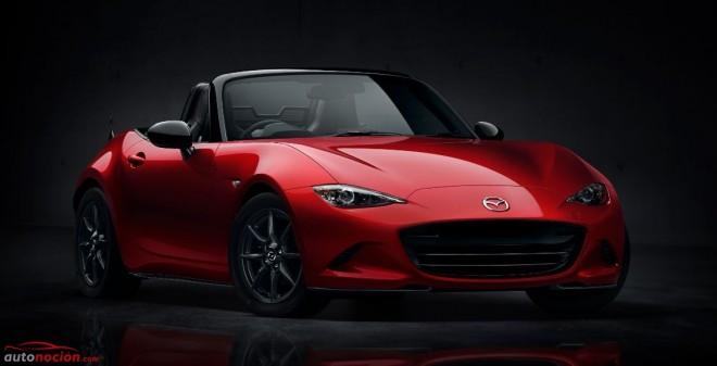 Así es el nuevo Mazda MX-5: Icono renovado con tecnología SKYACTIV