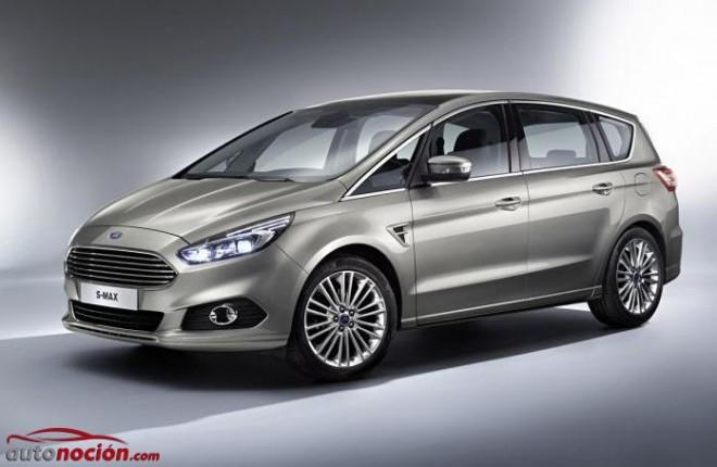 Primeros detalles e imágenes del Ford S-Max: Mejor manejo y mayor eficiencia anunciados