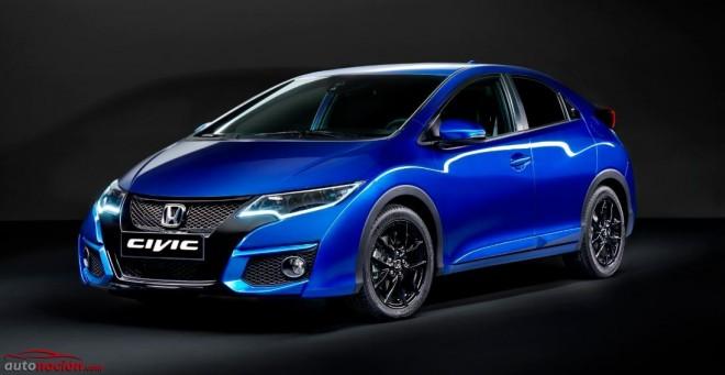 Honda nos muestra el renovado Civic y el Civic Sport 2015