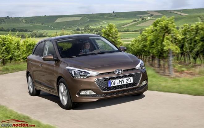 Más detalles del nuevo Hyundai i20: Primeras fotos del interior