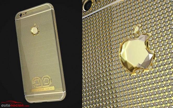 Con lo que vale el iPhone 6 más caro podrías hacerte con una buena colección de coches