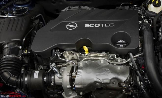 Opel renueva el motor 2.0 CDTI: Ahora con 170 cv