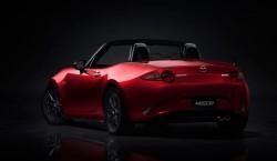 nuevo Mazda MX-5 rojo