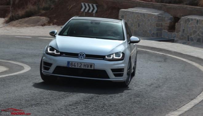 Prueba Volkswagen Golf R 300 cv: El Golf más potente de serie de todos los tiempos