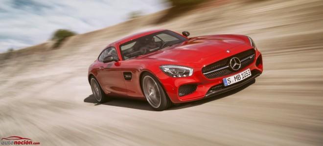 El Mercedes-AMG GT arrasa en ventas: 1 año entero de producción vendido