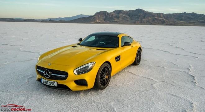 Mercedes-AMG GT: El nuevo juguete deportivo parte de los 141.800 euros