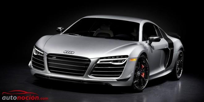 Audi R8 Competition: El V10 de 570 cv que cruzará el charco para no volver…