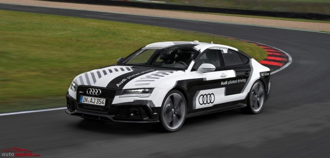 Según Audi, por suerte o por desgracia la conducción autónoma aún está lejos de ser una realidad