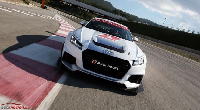 Audi Sport TT Cup: Nueva Copa monomarca para el Viejo Continente