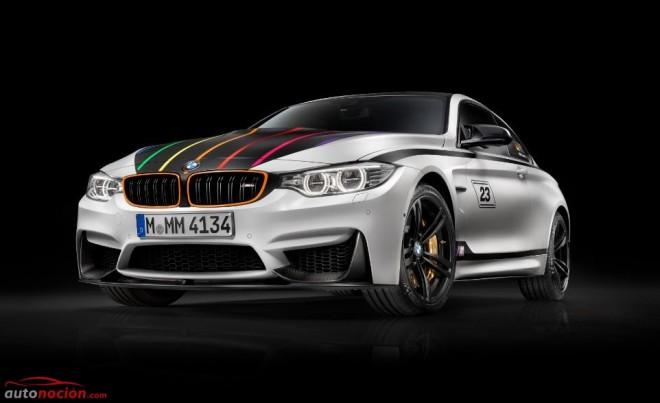BMW M4 DTM Champion Edition: Limitado a 23 unidades para celebrar el triunfo en la competición