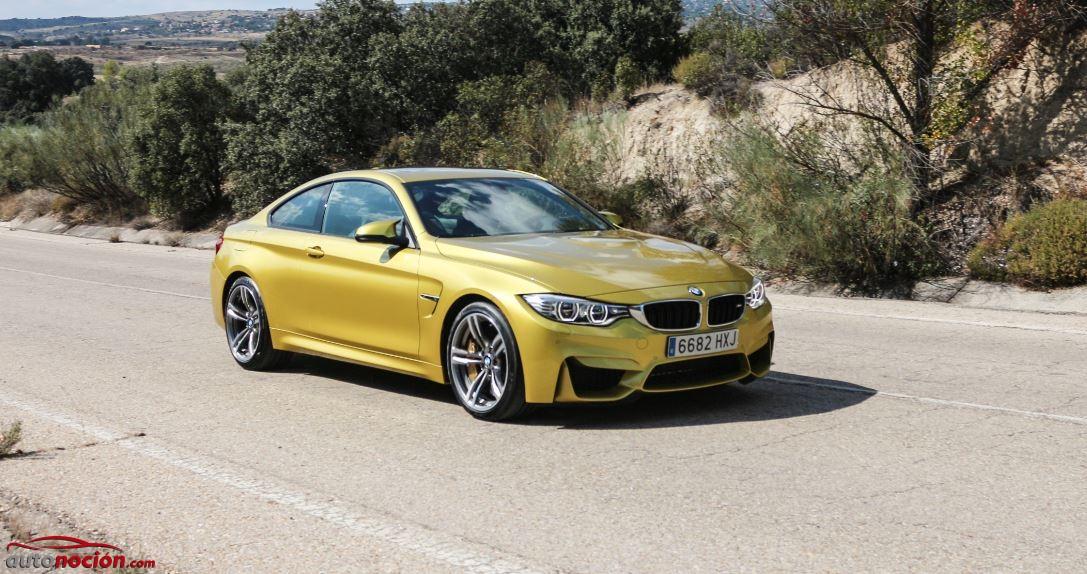 BMW M4 carretera