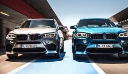 BMW X5M y BMW X6 M