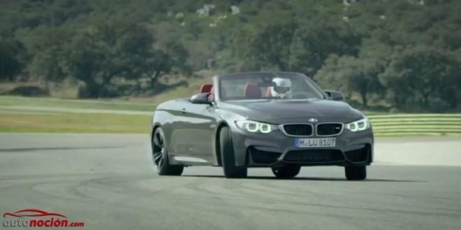 Banean un anuncio del BMW M4 en UK porque «se conduce un coche de forma inapropiada»…
