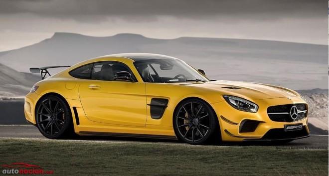 AMG GT Black Series: El modelo llegará pero habrá que esperar al final de la vida comercial del GT