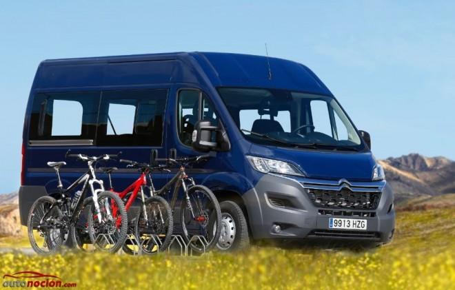 Citroën Jumper: La otra opción comercial gala desde 19.728 euros