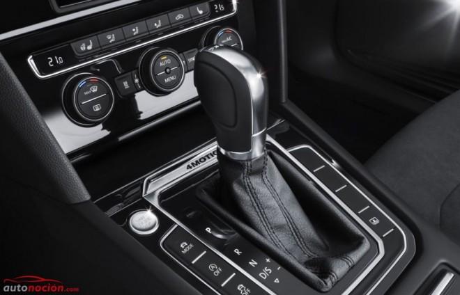 Volkswagen introduce el «Gran DSG7»: Ahora doble embrague en baño de aceite y 7 velocidades