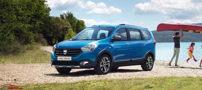Dacia aprovecha el Salón de Paris para traernos hasta 4 novedades en su gama