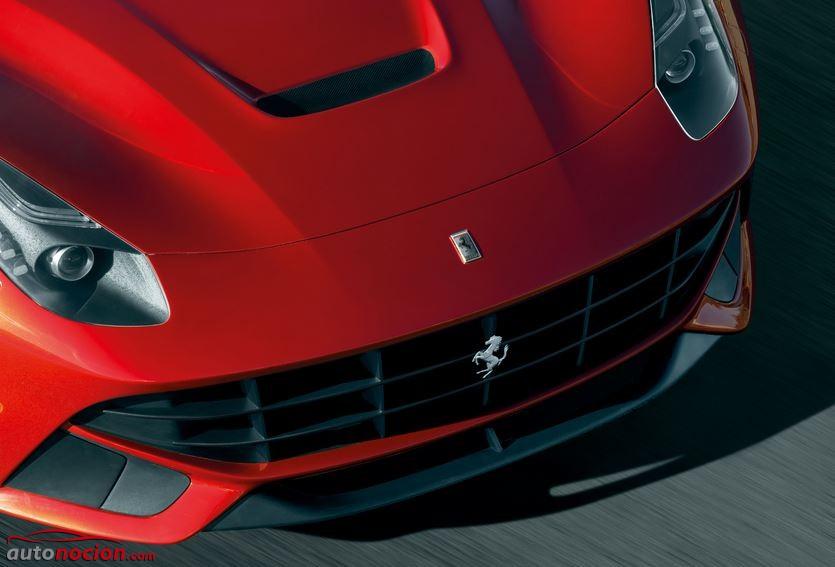Ferrari ha sido multada con casi 2.8 millones de euros por no efectuar llamadas a revisión