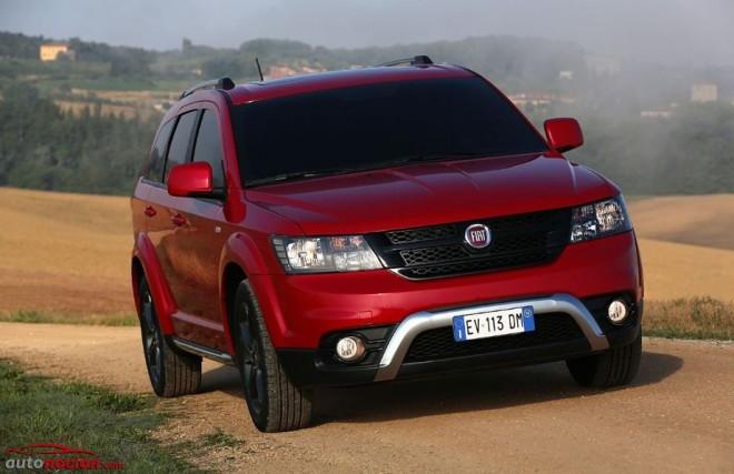 Fiat Freemont Cross sale a buscar caminos desde 32.600 euros