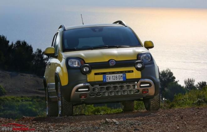 Fiat Panda Cross: El todoterreno urbano ya está aquí desde 16.440 euros