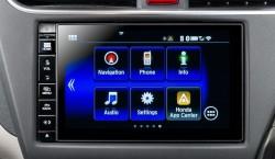 Honda Connect Audio