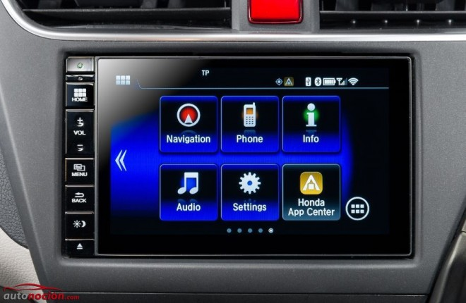Así es Honda Connect: El sistema con procesador NVIDIA Tegra 3 y Android 4.0.4