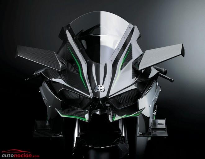 Kawasaki Ninja H2R: El sobrealimentador que llega a las 130.000 rpm…