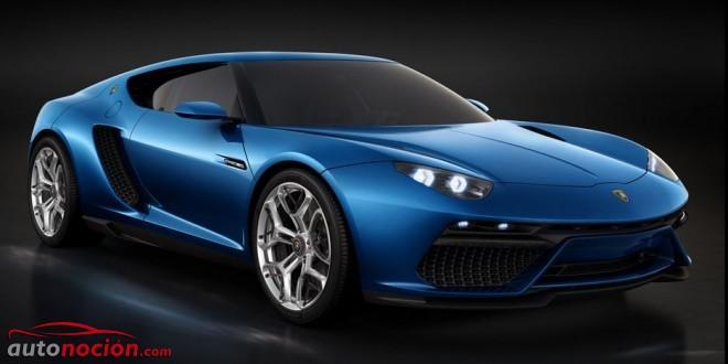 Lamborghini Asterión LPI 910-4 concept: 910 cv híbridos