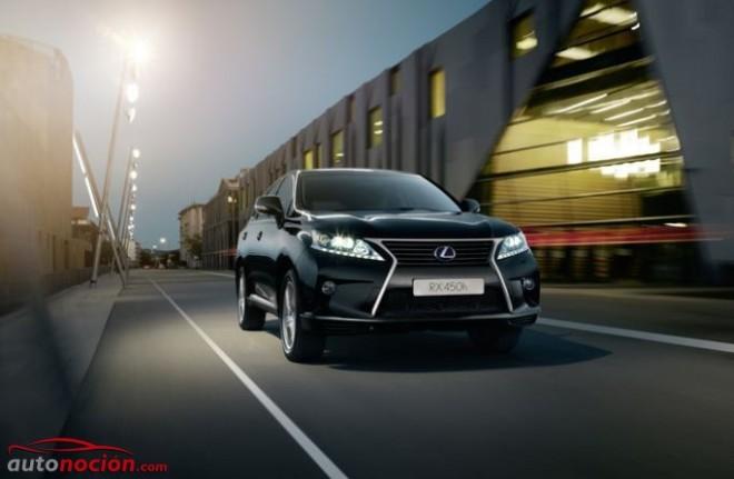 Lexus RX 450h 25 Aniversario: Desde 79.900 euros