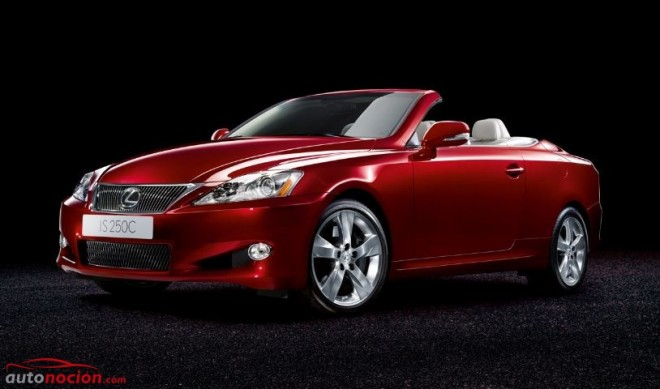 Lexus llama a revisión a 1.909 unidades en España por problemas en la canalización del combustible