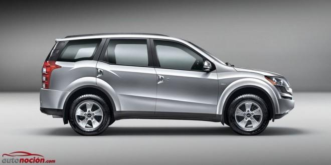 El nuevo Mahindra XUV 500 llega al mercado español