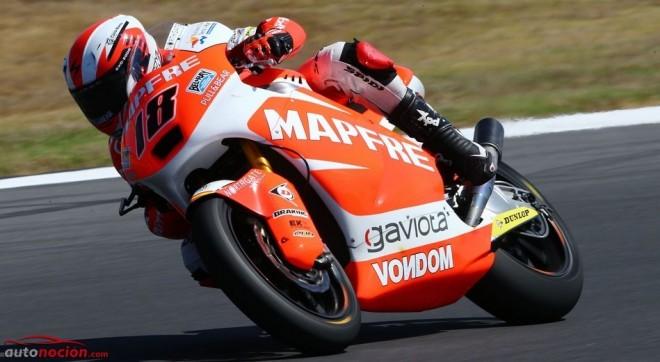 Nico Terol correrá la próxima temporada en Superbike